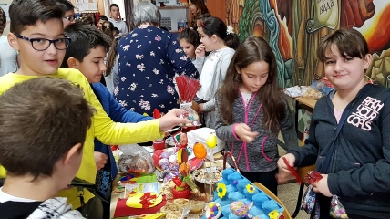 A Charity Easter Bazaar 2