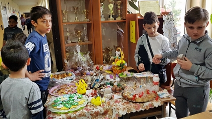 A Charity Easter Bazaar 4