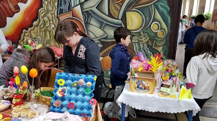 A Charity Easter Bazaar 6